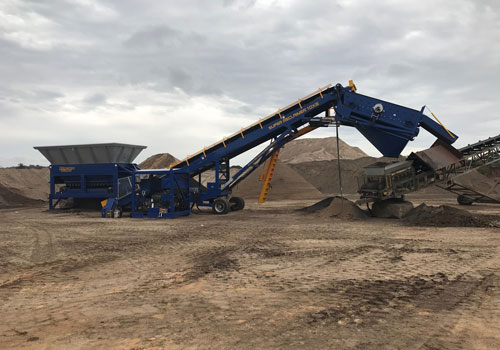 Screens for Sale - Precisionscreen Screening & Crushing